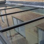 What are benefits of Glass Roof?