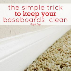 Amazing & Easy Baseboard Cleaning Tips