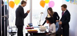 celebrate birthdays of employees