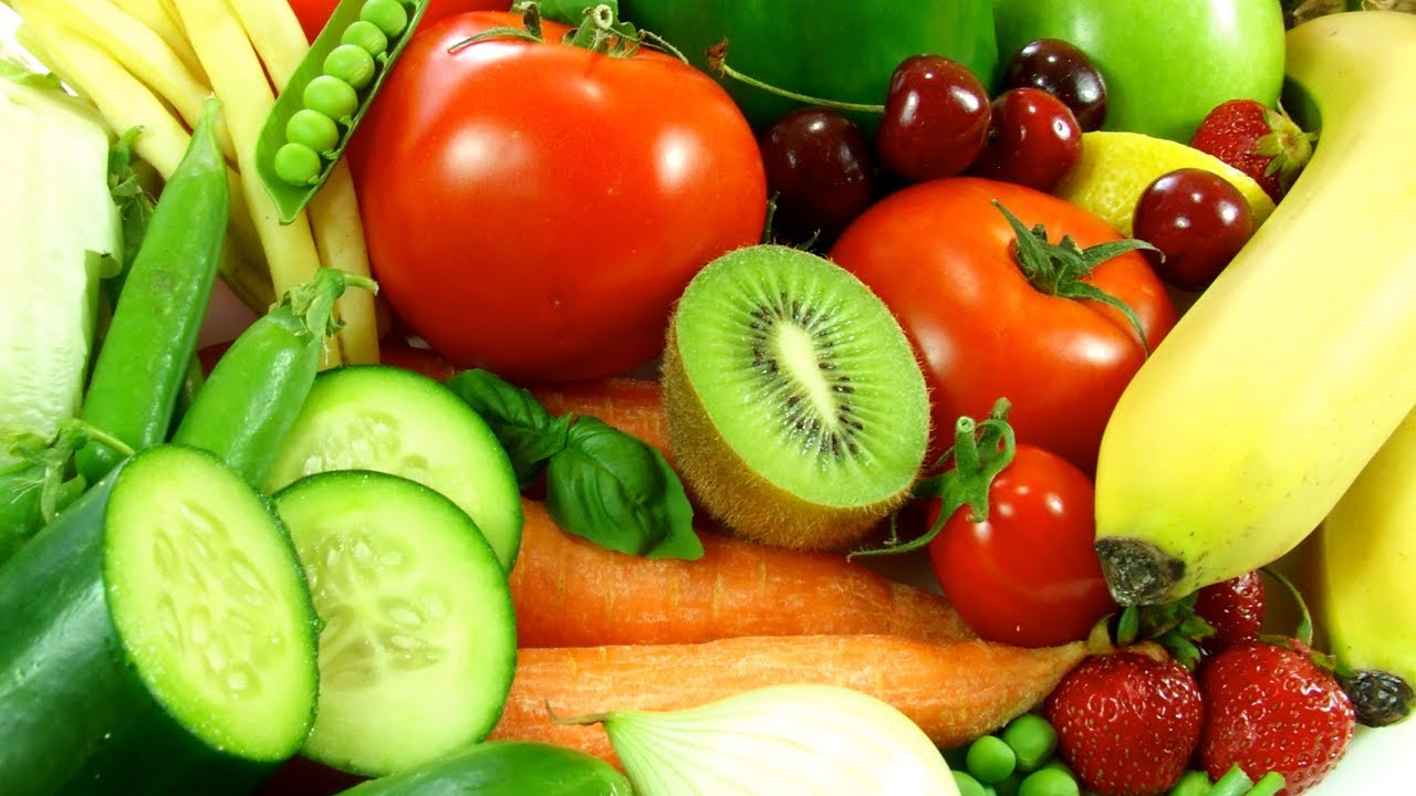 Healthy and Water-rich Diet