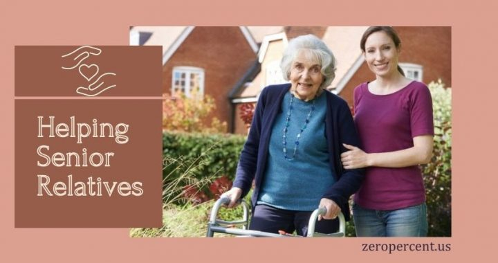 Helping Senior Relatives