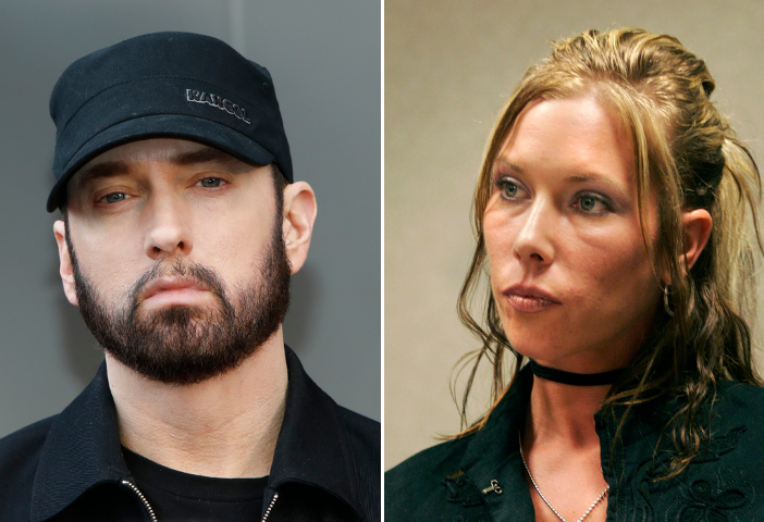 Kimberly Anne Scott And Eminem