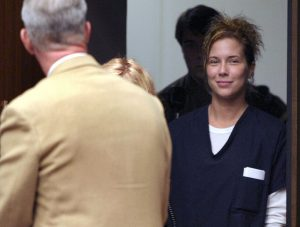 Kimberly Anne Scott Charged with Drug Possession