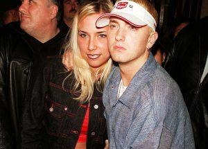 Kimberly Anne Scott and Eminem