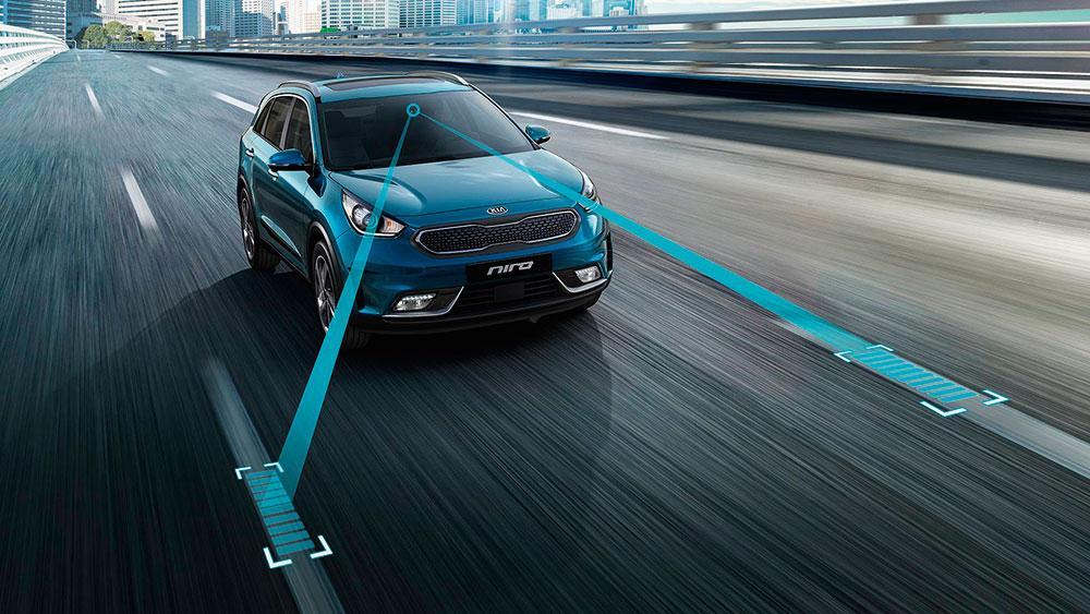 Lane Keeping Assist in cars