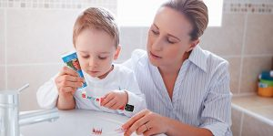 Tips For Your Child's Oral Care at Home
