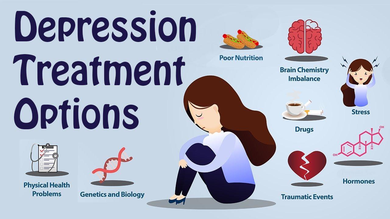 Treatments of Depression
