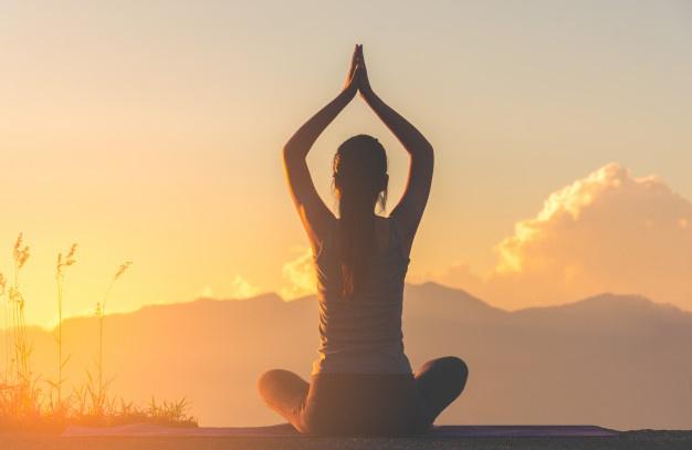 Yoga-Mediation