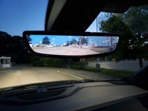 Disadvantages of Rearview Mirror Cameras