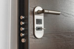 how to make your door more secure