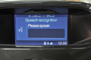 voice recognition technology in cars