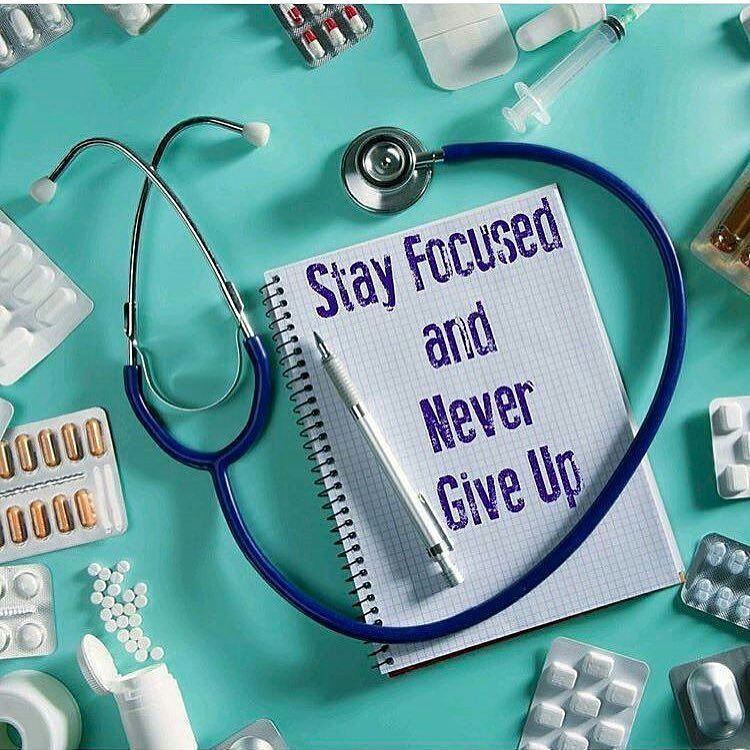 you never give up in healthcare